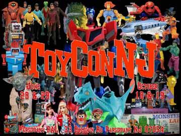 Toy Con NJ