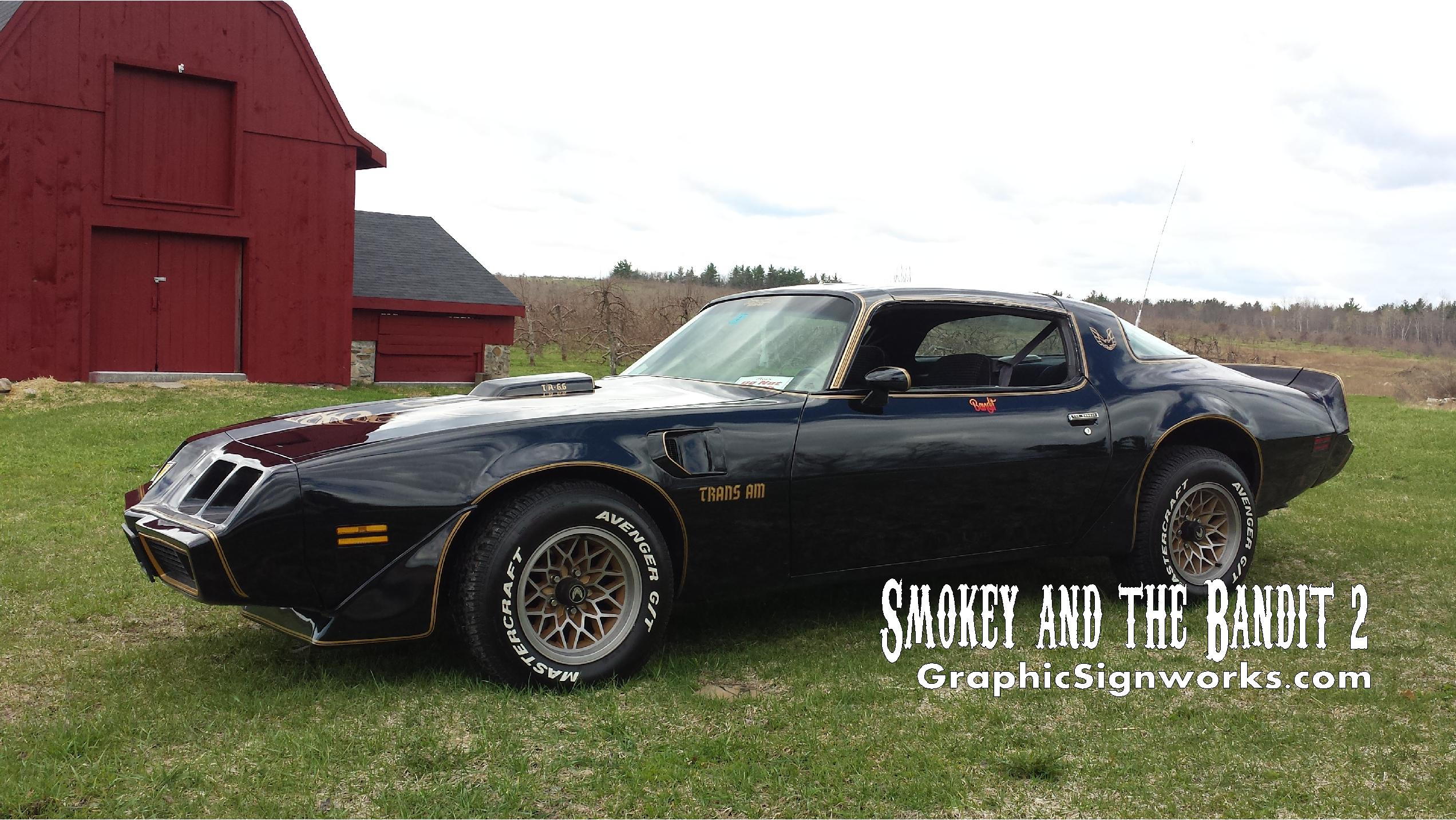 smokey and the bandit 2 car pictures to pin on pinterest