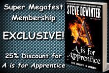 Megafest Front Page