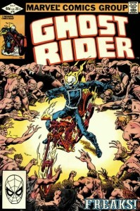 budGhost Rider 70 cover